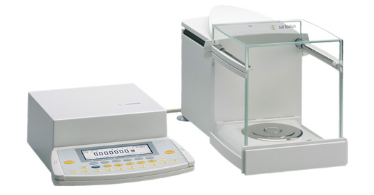 лабораторные весы ME36S