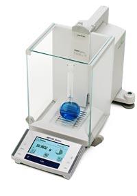 лабораторные весы XS 105DU