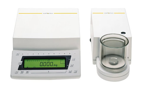 лабораторные весы SE 2